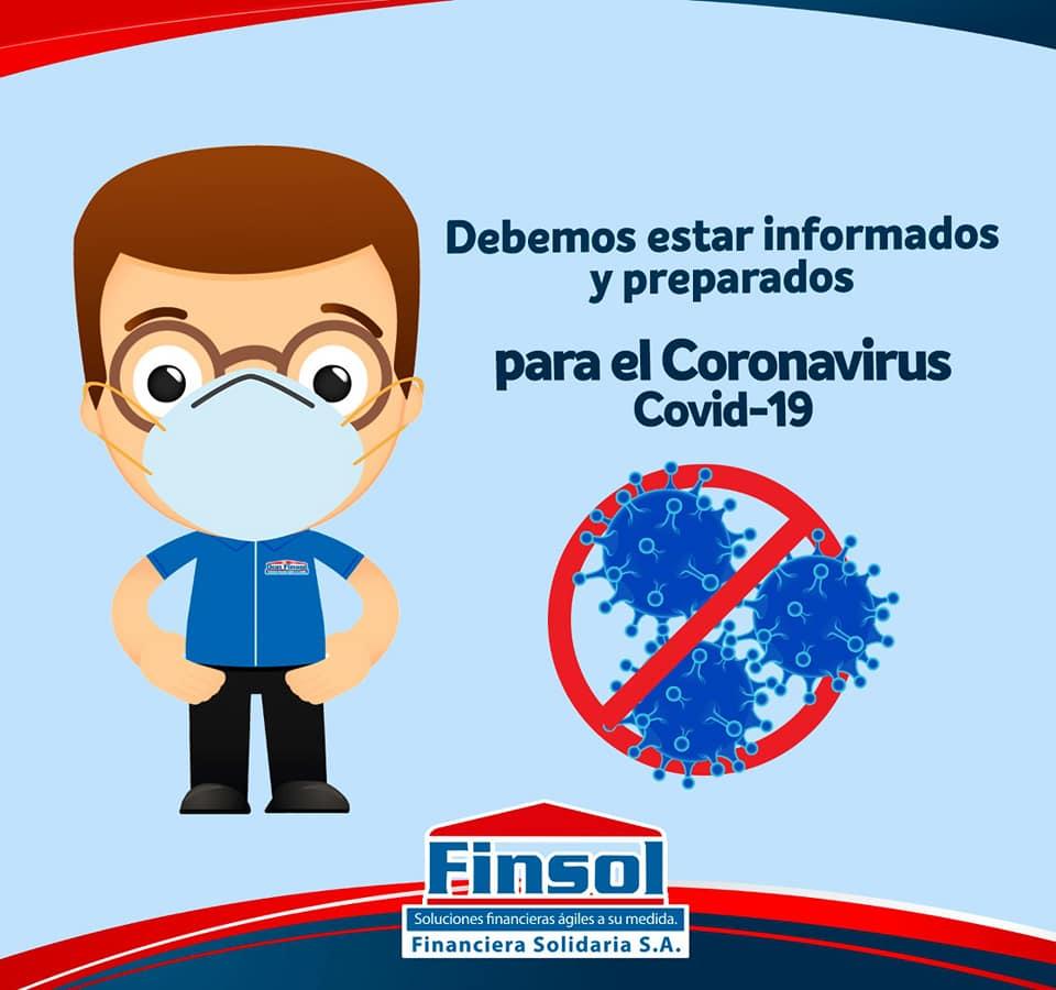 Conoce el coronavirus
