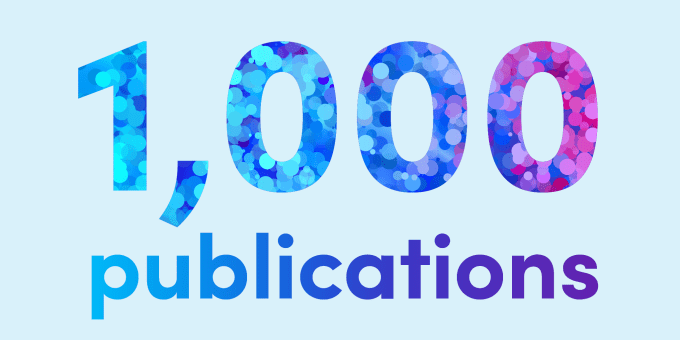 Today, over 1,000 peer-reviewed publications leverage 10x Genomics technology.