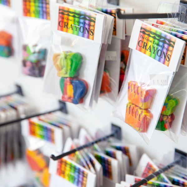 Creating Crayons