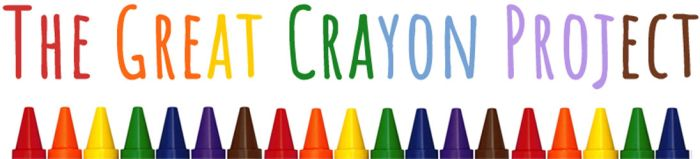 The Great Crayon Project Logo