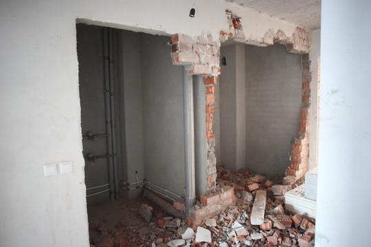 Какой штраф грозит за перепланировку квартиры без разрешения