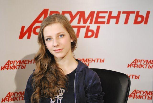 Лиза Арзамасова ответила на критику ее отношений с Авербухом
