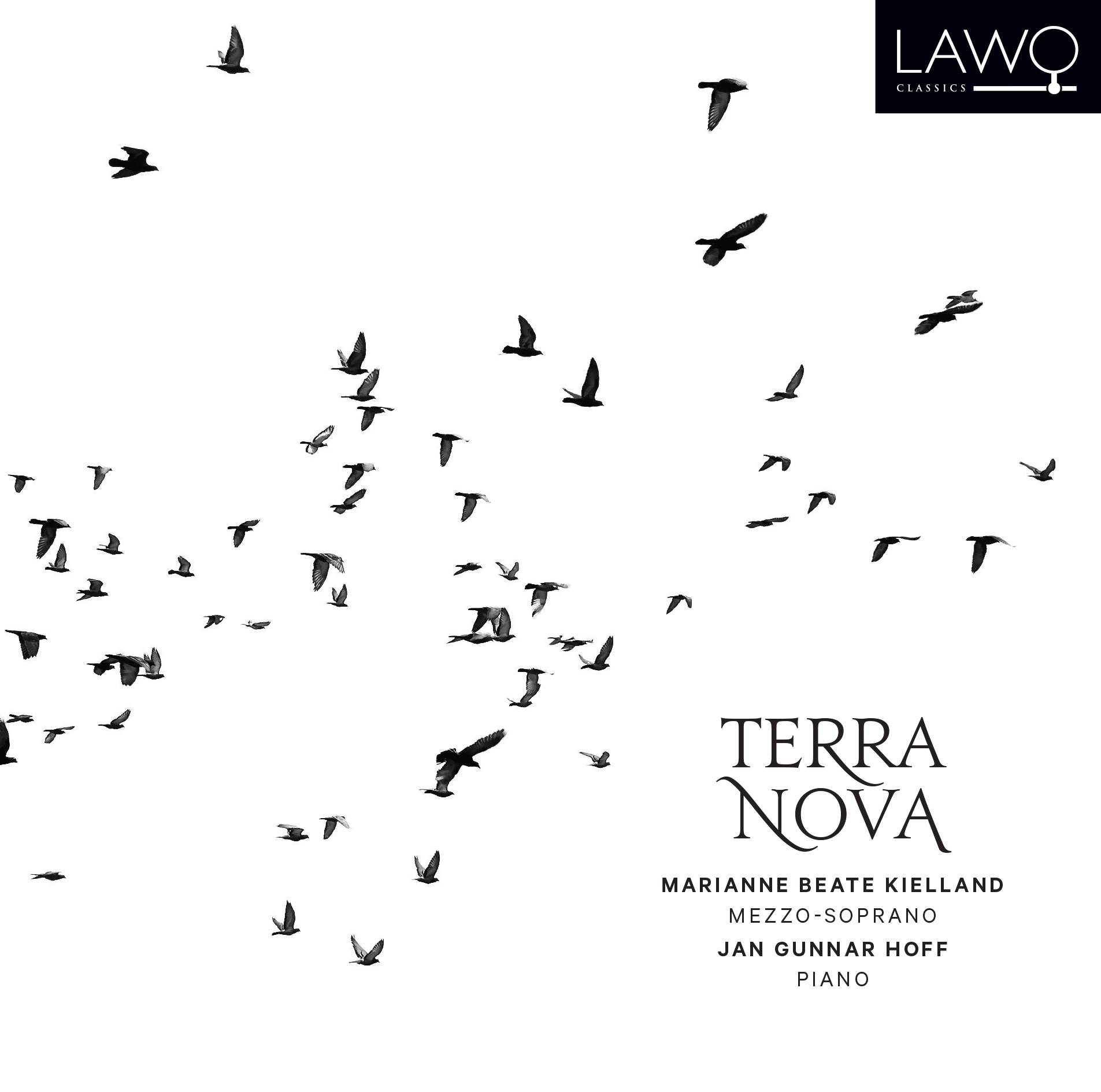 Terra Nova – music for piano and voice (scores) – Jan Gunnar