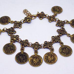 EtnicOnly Bohemian Silver bracelet