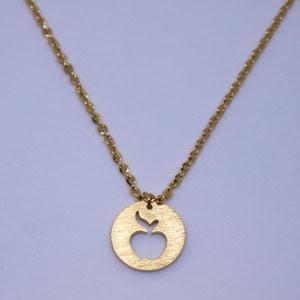 SDU - BeMyApple halsketting Gold