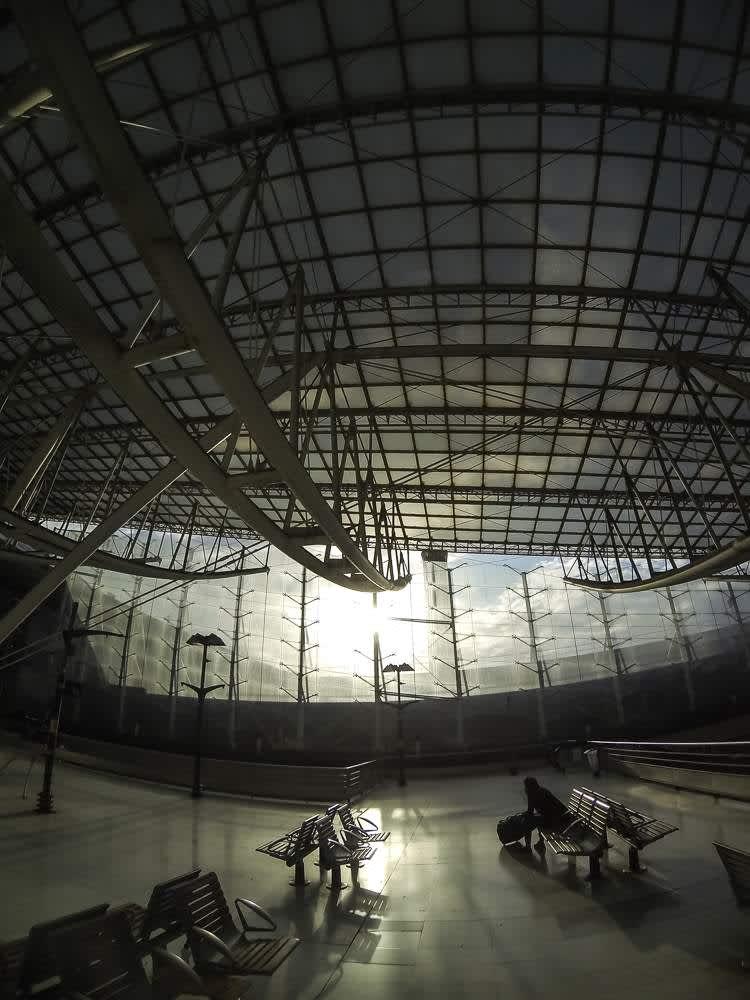 Aéroport Roissy intérieur