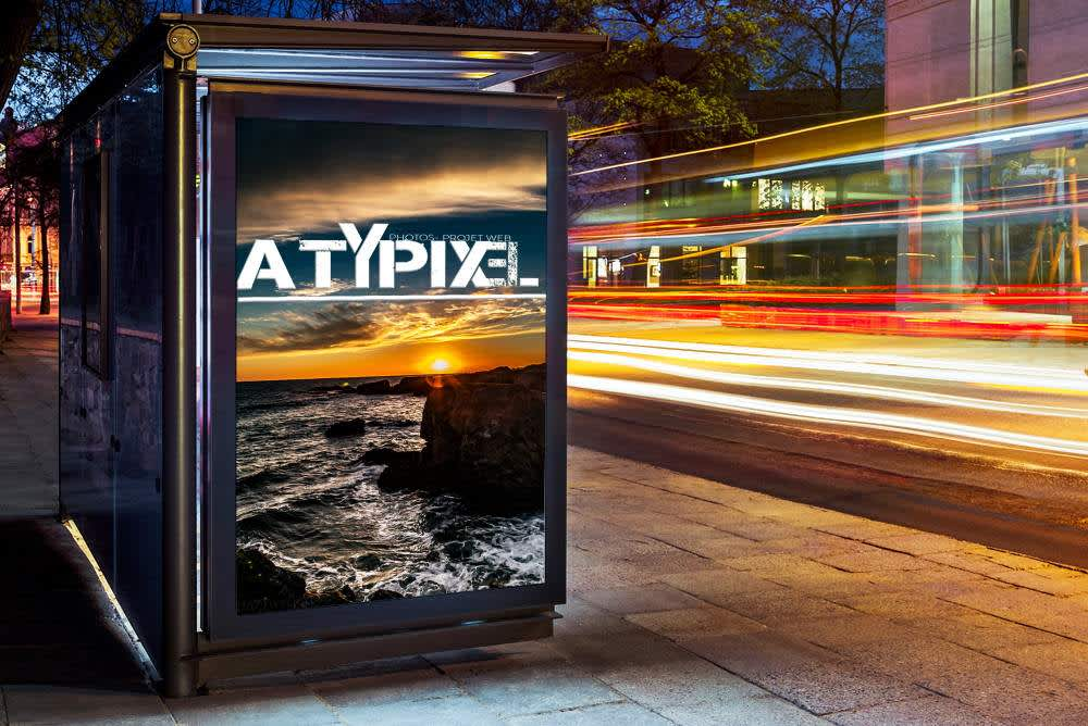 Home Atypixel affiche