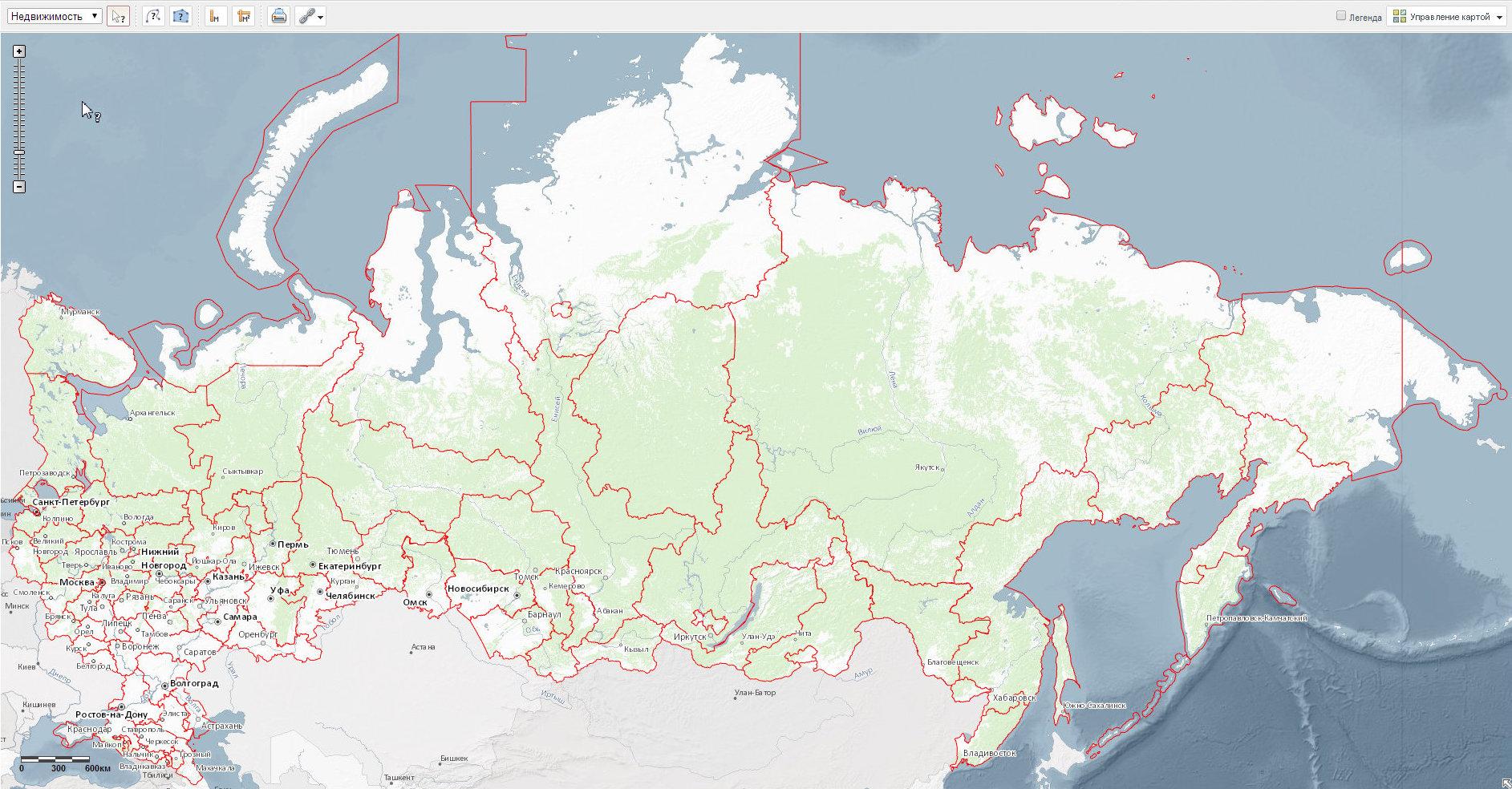 Доступный кадастр краснодарского края