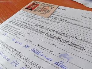 Какие документы необходимо для замены водительского удостоверения по сроку