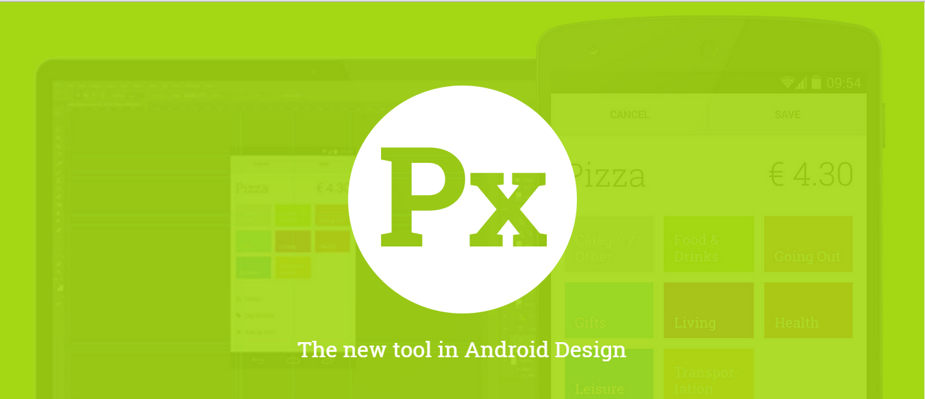 Pixl Preview, An App For Real Time Mobile Design Previews