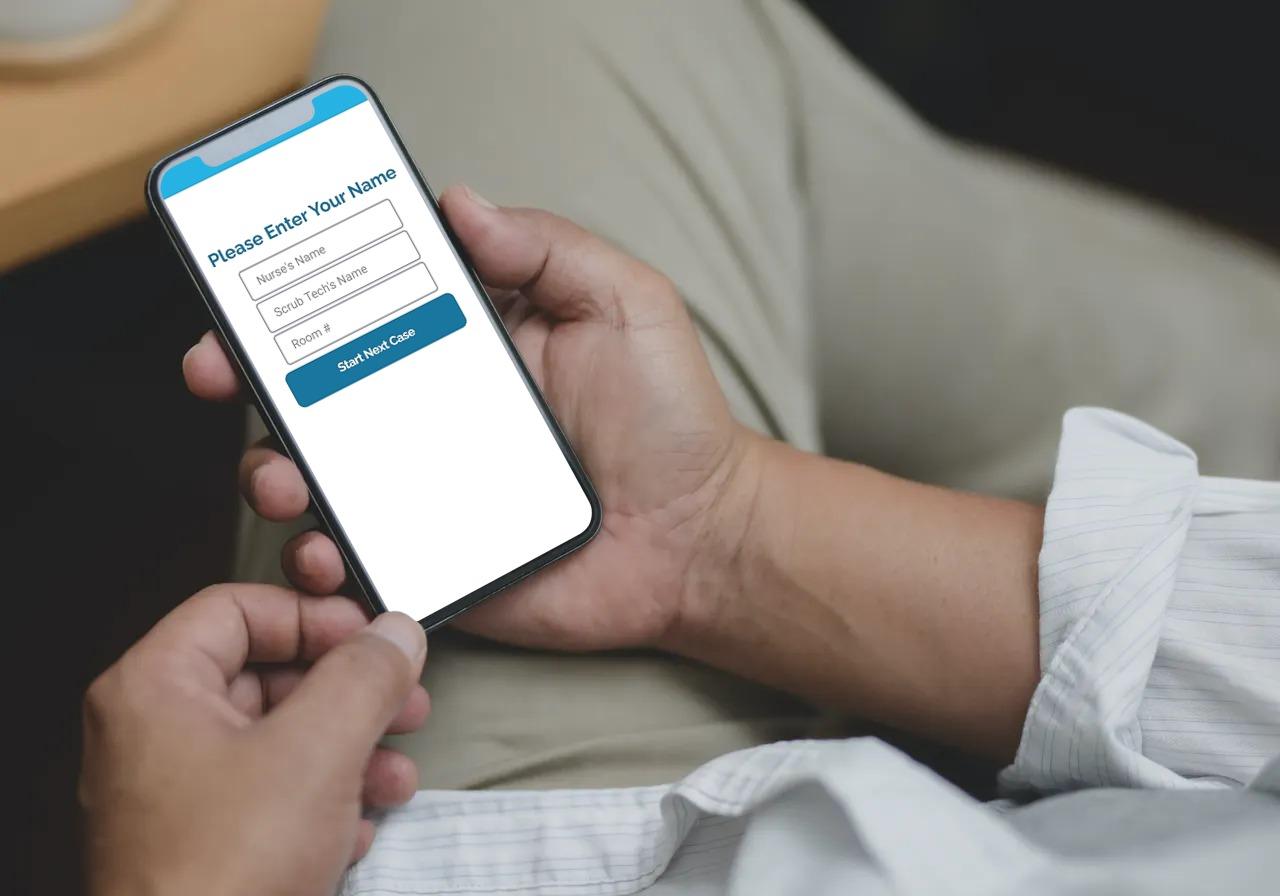 Case Ready Mobile App