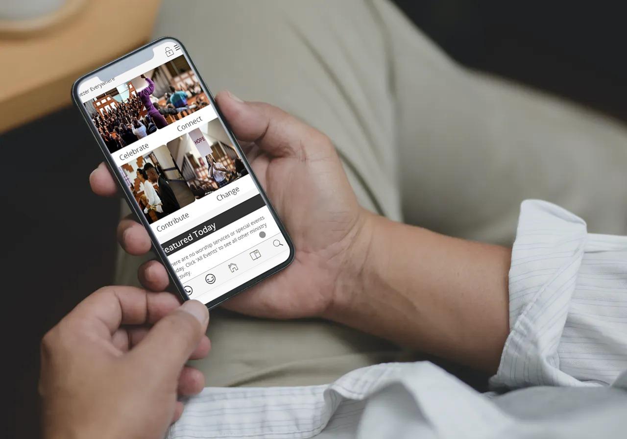 Ebenezer Mobile App