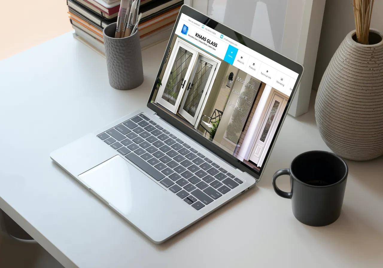 KhaasGlass Website