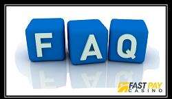 Часто задаваемые вопросы о Fastpay казино