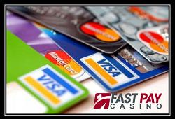 Платежные системы в Фастпей казино