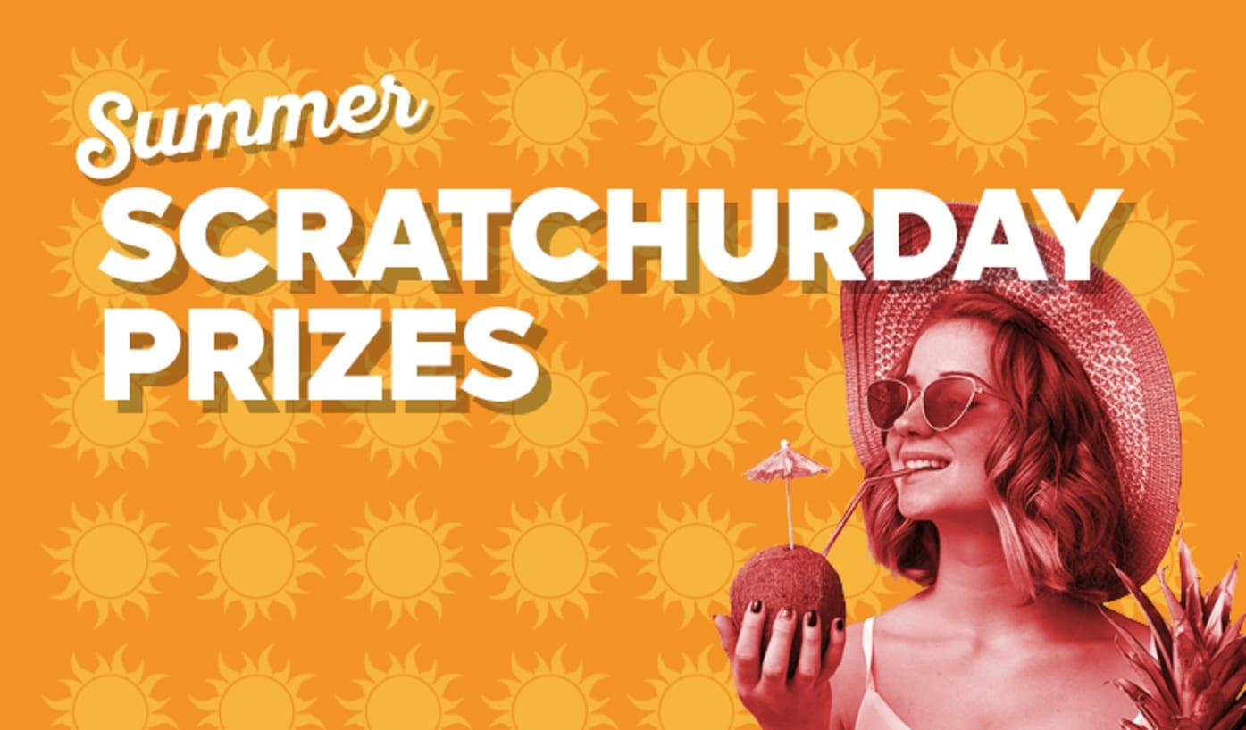 Summer Scratchurday