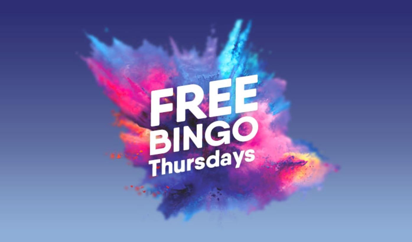 Free Bingo Thursdays