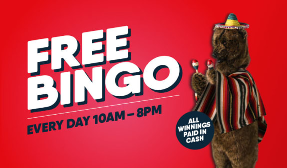 Free Bingo Every Day
