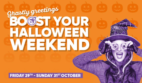 October Pay Weekend