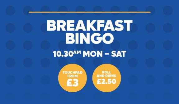 Breakfast Bingo