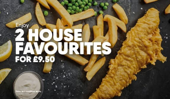 House fave £9.50