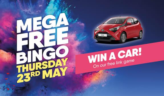 Mega Free Bingo