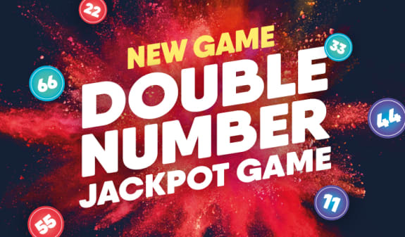 Double Number Jackpot