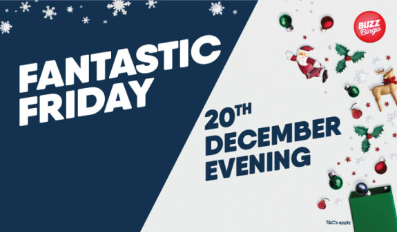 Fantastic Friday 20th December