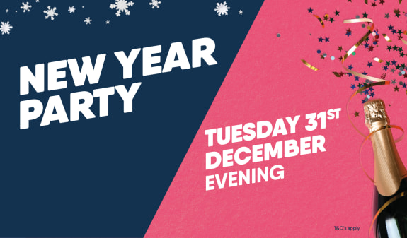 New Year Party 31st December
