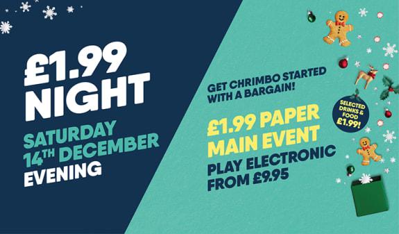 £1.99 Night