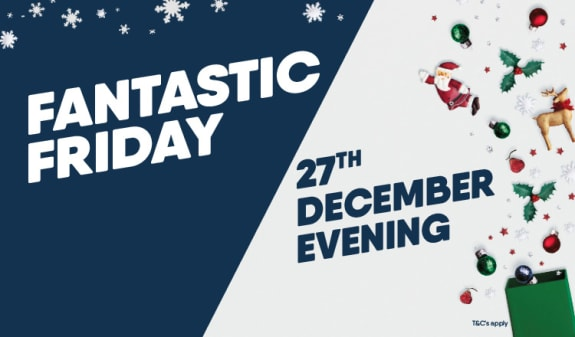 Fantastic Friday 27th December