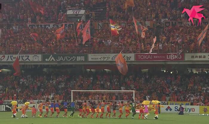 【歓喜】ホーム2連勝、清水エスパルス VS ガンバ大阪 2017.07.08