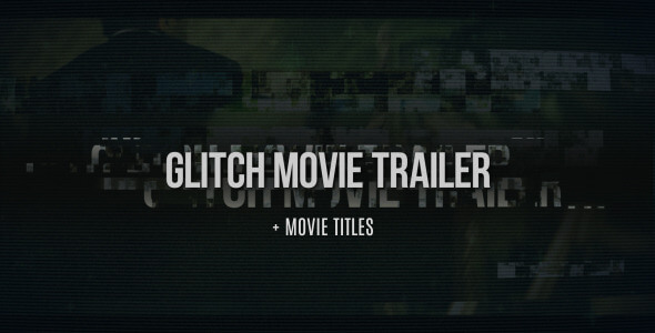 Glitch Movie Trailer