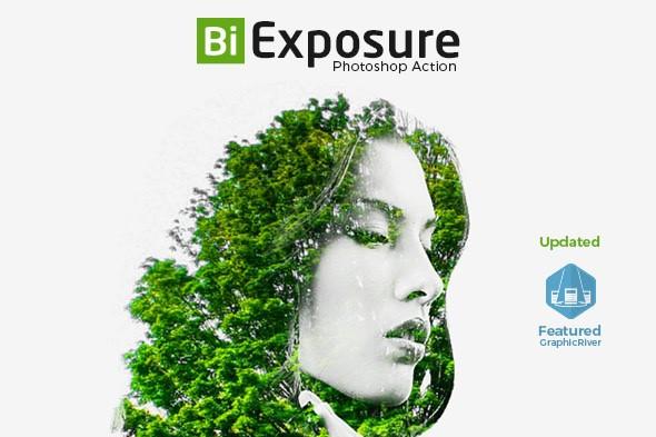 Bi Exposureアクション
