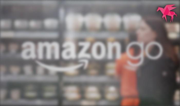【Amazon Go Store】店に入って、商品を手に取って、店を出るだけです。