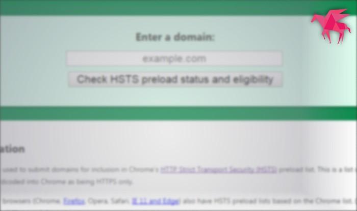 SSL化を強制するのは当たり前。ついでにHSTSも対応しておこう