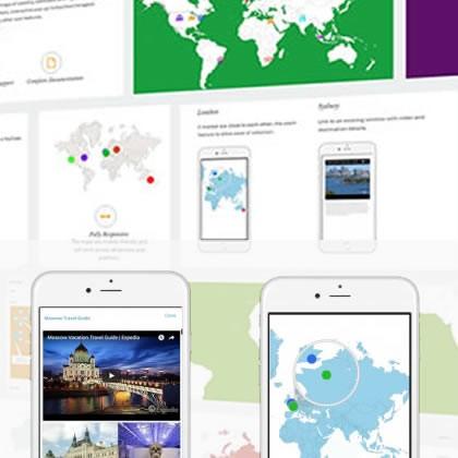 WordPress用のスーパーインタラクティブマップ