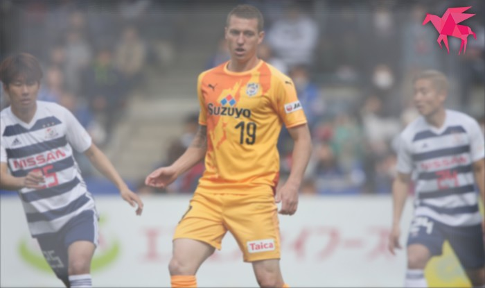 2018年中断明けホーム 清水エスパルス VS 横浜F・マリノス