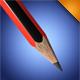 3Dモデル 鉛筆