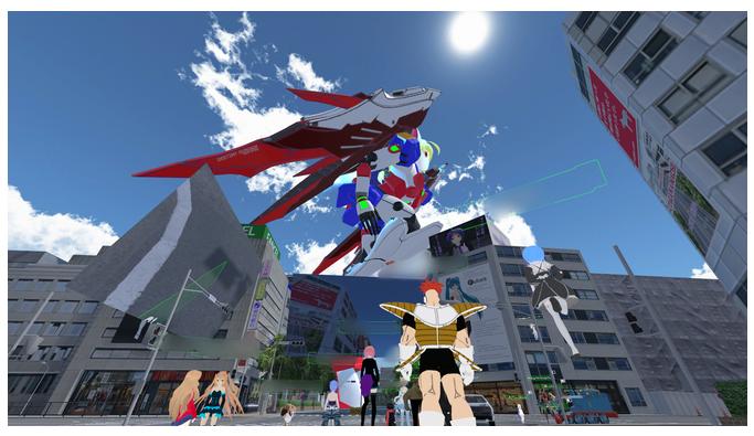 バーチャル無法地帯『VRChat』の歩き方…今日から遊べるカオスな溜まり場 Game Spark 国内・海外ゲーム情報サイト