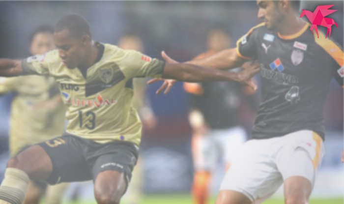 2018年 FC東京 VS 清水エスパルス 雨の中の激闘を制する