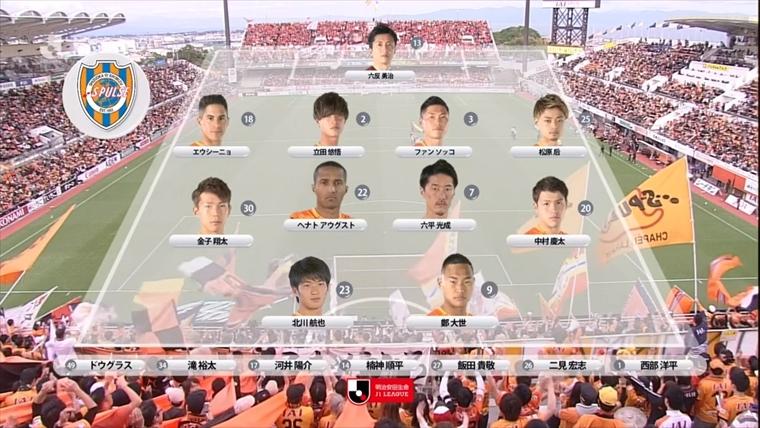 2019年 清水エスパルス VS 浦和レッズ 平成最後は敗戦003