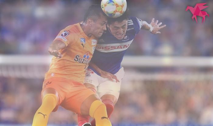 2019年 横浜Fマリノス VS 清水エスパルス 真夏の再開と再戦