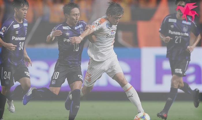 2019年 ガンバ大阪 VS 清水エスパルス 無念の敗戦、涙雨