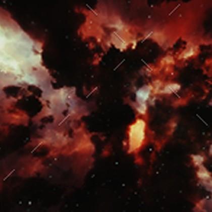 星雲宇宙環境HDRIマップ 005