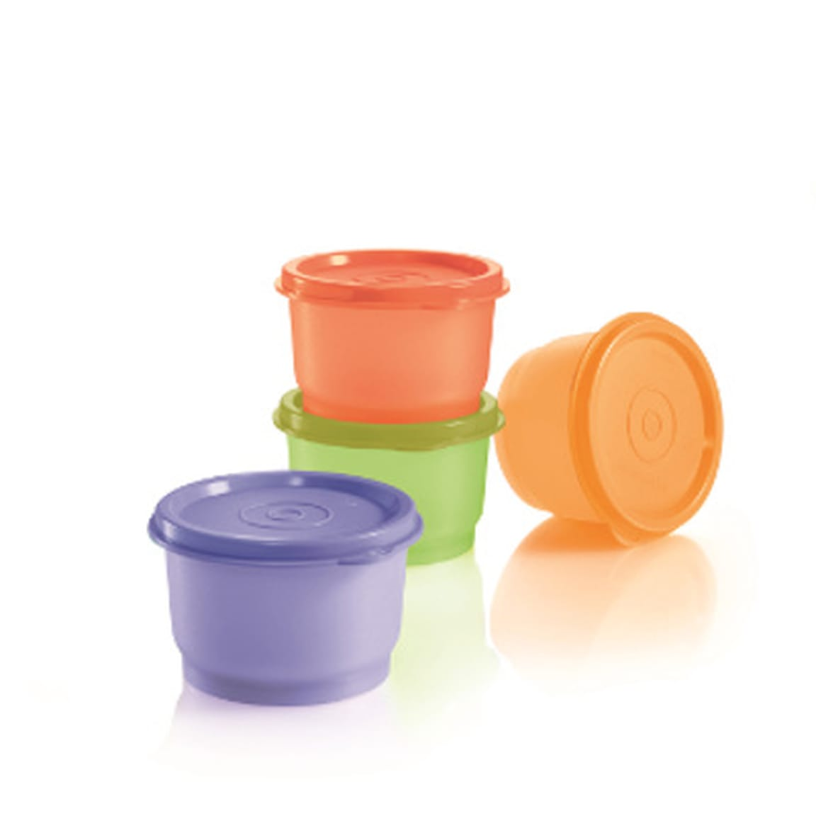 Snack Cups (4) 110ml