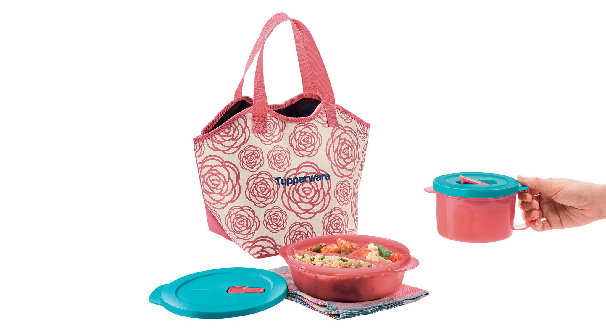 Roza Lunch Set