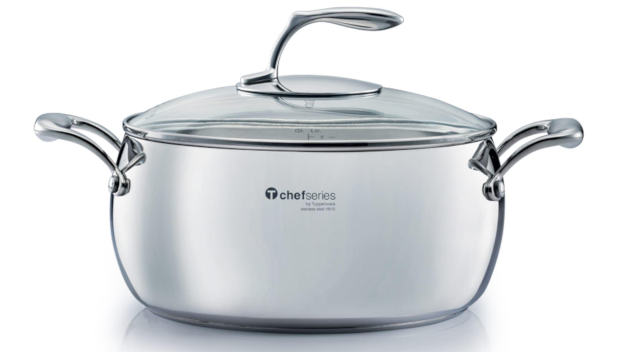 Chef Series Casserole Pot (1) 5.7L