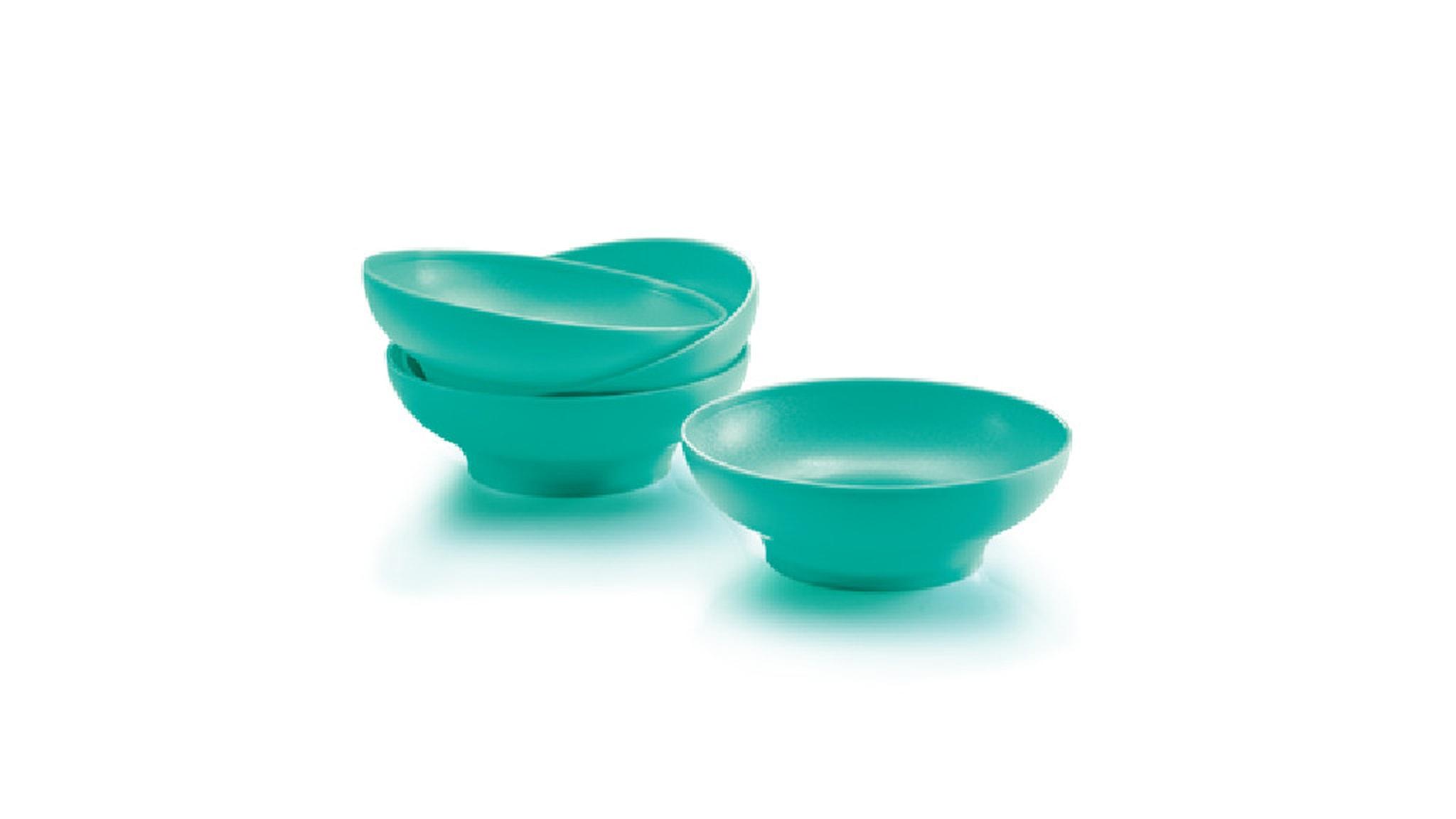Blossom Microwaveable Bowls (4) 600ml