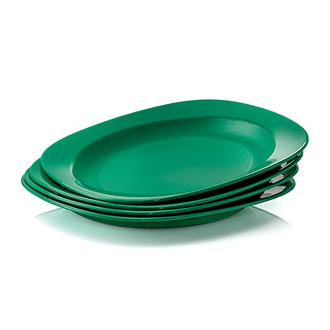 Emerald Plates (4)